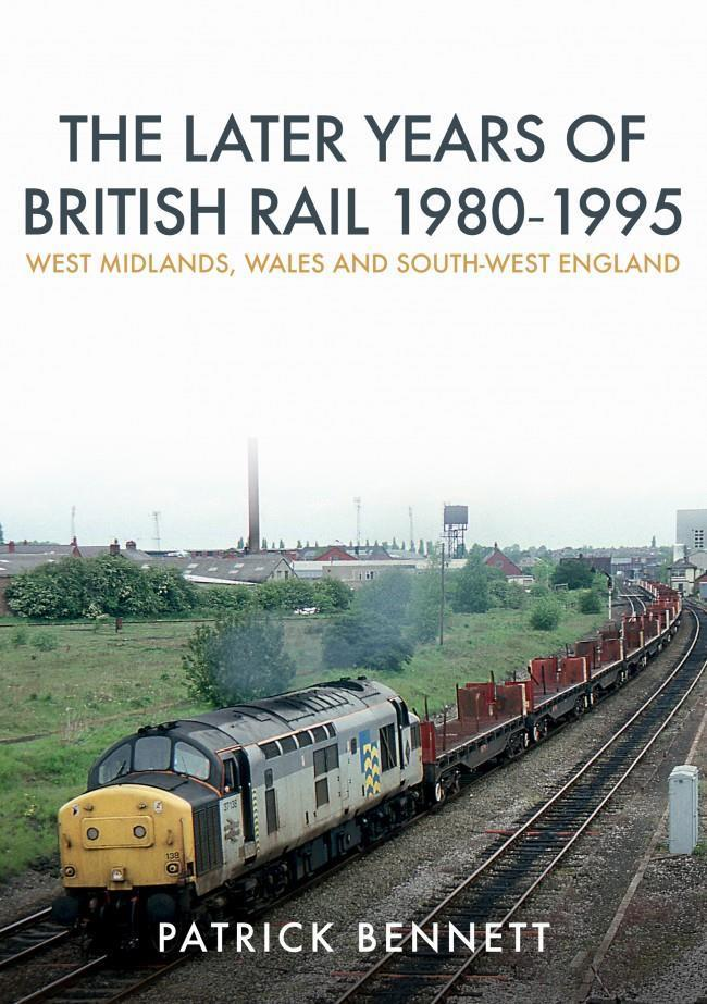 later years of british rail 1980 - 1995 w midlands wales sw england - The Vale of Rheidol Railway