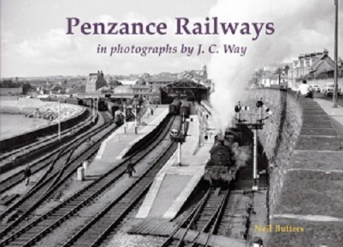 Penzance Railways in photographs by J.C. Way - The Vale of Rheidol Railway