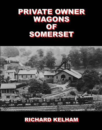 Private Owner Wagons Somerset GWR - The Vale of Rheidol Railway