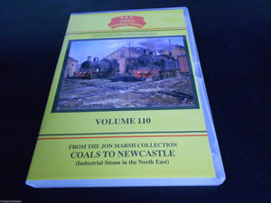 Newcastle Industrial Steam In The North East Volume 110 DVD Coals to Shotton