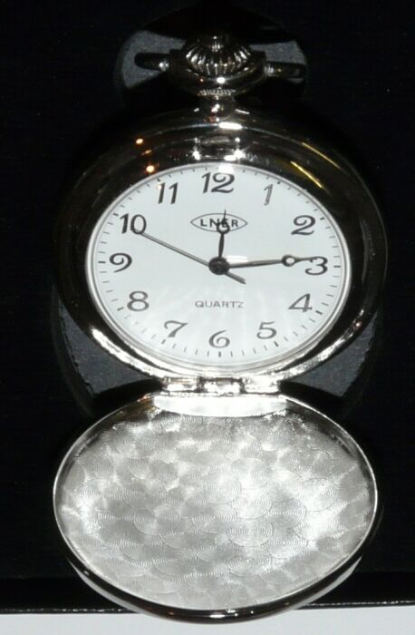 LNER pocket watch and chain replica