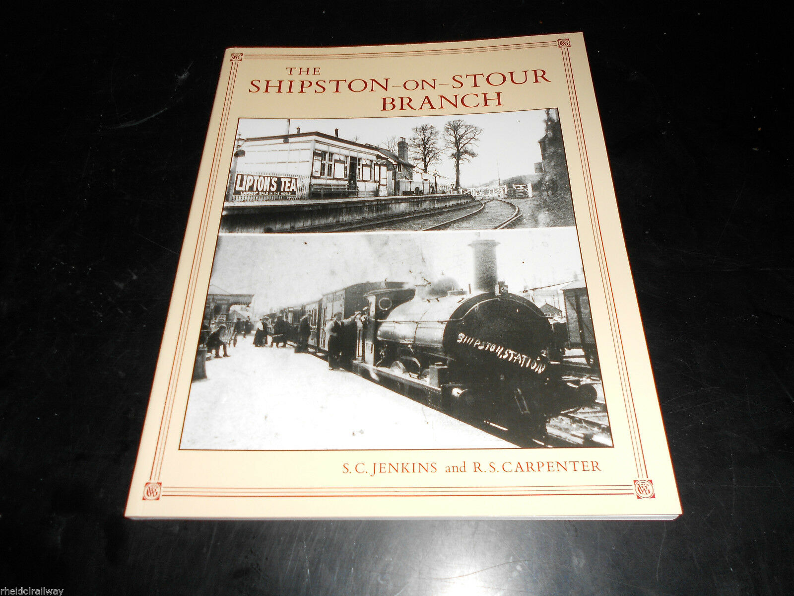 Shipston-on-Stour Branch by Stanley Jenkins, Stanley C. Jenkinson, Roger... - The Vale of Rheidol Railway