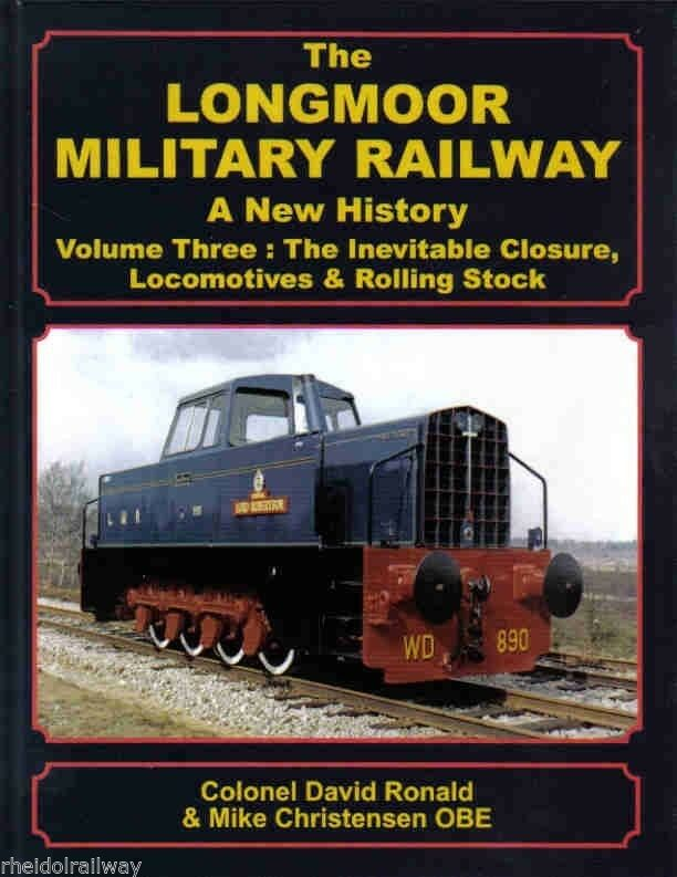 Longmoor Military Railway, LMR A New History Vol. Three:  Inevitable Closure, - The Vale of Rheidol Railway