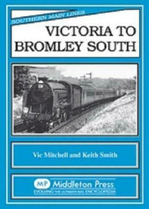 Victoria To Bromley South, Clapham, Brixton, West Dulwich, Southern Main Lines - The Vale of Rheidol Railway