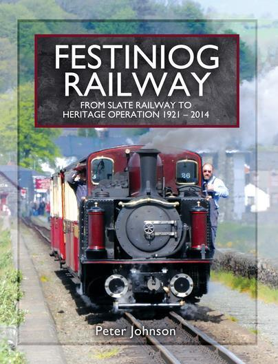 Festiniog Railway  From Slate Railway to Heritage Operation 1921 - 2014 - The Vale of Rheidol Railway