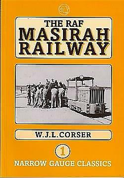 RAF Masirah Railway Oman military - The Vale of Rheidol Railway
