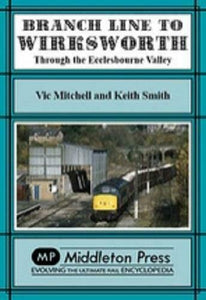 Branch Line To Wirksworth, Through Ecclesbourne Valley, Shottle, - The Vale of Rheidol Railway