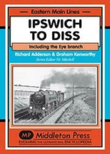 Ipswich To Diss, Eastern Lines