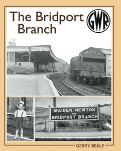 Bridport branch railway GWR Maiden newton - The Vale of Rheidol Railway