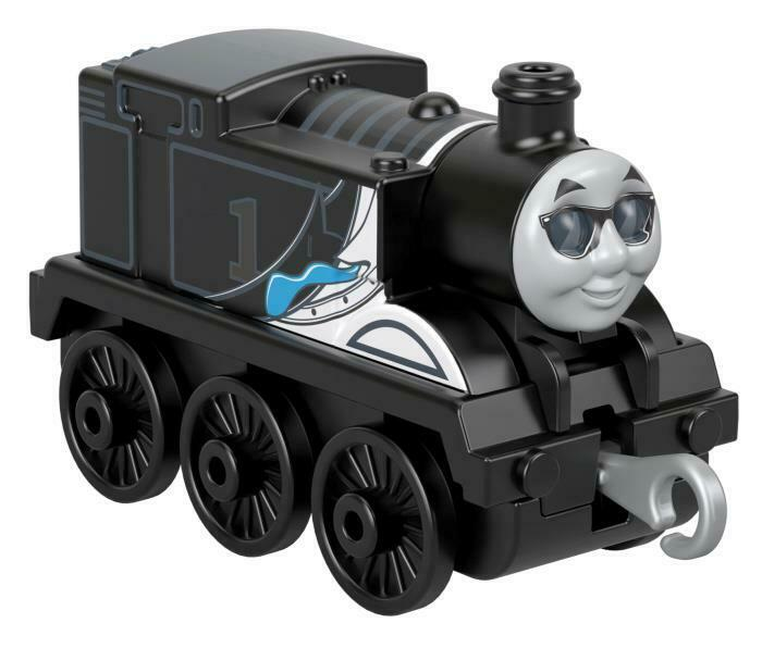Secret Agent Trackmaster push along Thomas and friends die cast Fisher Price