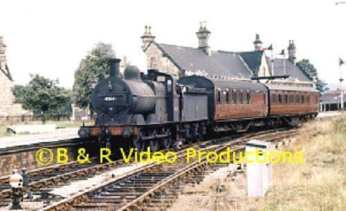 B&R DVD 205   London Midland Steam Miscellany No.3 carlisle bescot Lickey - The Vale of Rheidol Railway