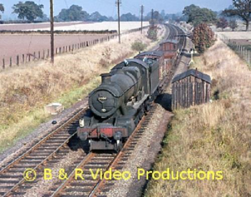 B&R DVD 208 Great Western Steam Steam Miscellany No.3 Cambrian Cotswolds tenbury - The Vale of Rheidol Railway