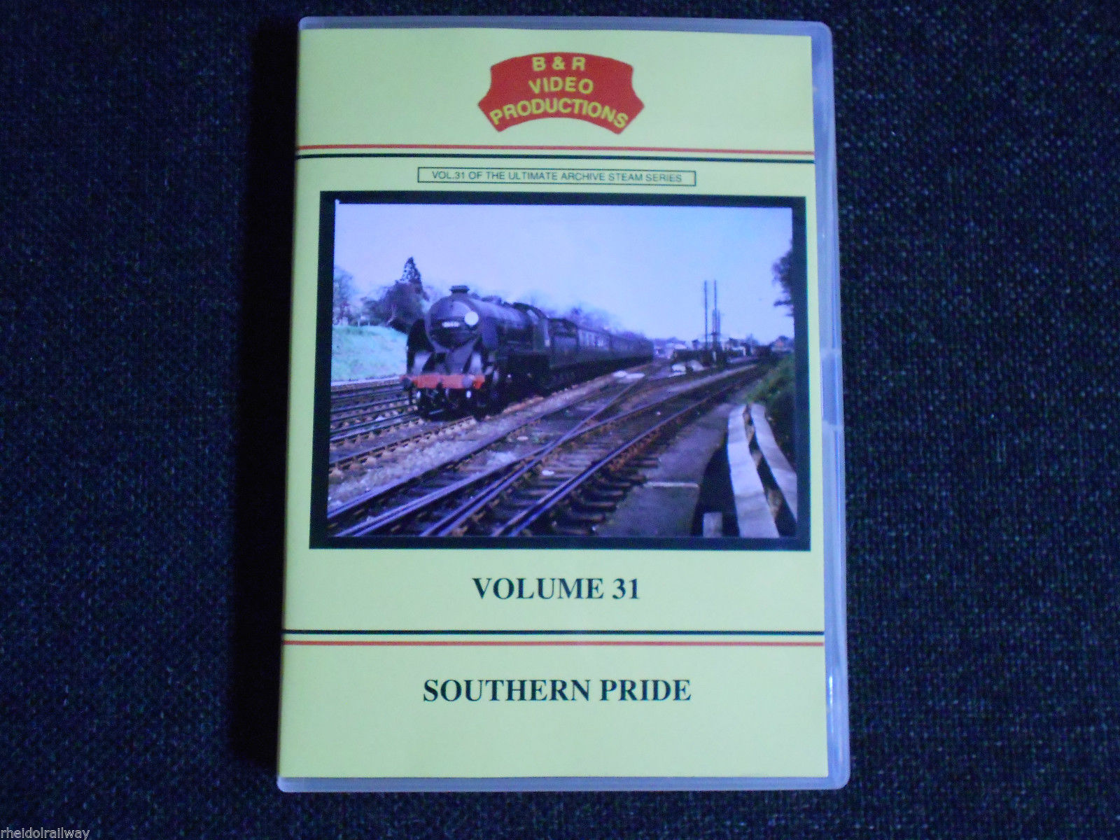 Feltham, Nine Elms, Haywards Heath, Southern Pride, B & R Volume 31 DVD