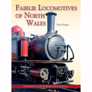 Fairlie Locomotives of North Wales ffestiniog earl of merioneth merddyn emrys