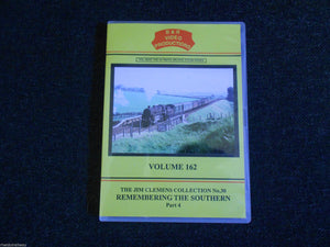 Bournemouth, Weymouth, Remembering the Southern Part 4, B & R Volume 162 DVD - The Vale of Rheidol Railway
