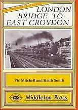 London Bridge to east croydon deptford bricklayers arms - The Vale of Rheidol Railway