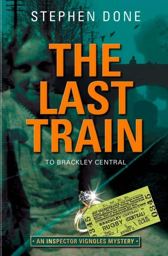 Inspector Vignoles Stephen Done - The Last Train (to Brackley Central) (1950) - The Vale of Rheidol Railway
