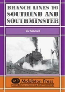 Branch Lines To Southend & Southminster, Billericay, Fambridge - The Vale of Rheidol Railway