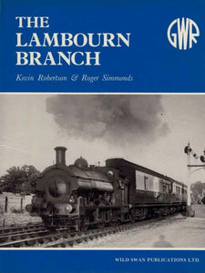 Lambourn branch Newbury GWR - The Vale of Rheidol Railway
