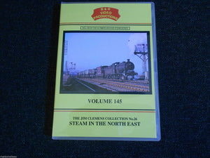 Alnwick, Darlington, Bowes, Beamish, Steam in the North East B&R Vol 145 DVD - The Vale of Rheidol Railway
