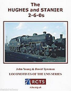 The Hughes and Stanier 2-6-0s By John Young & David Tyreman - The Vale of Rheidol Railway