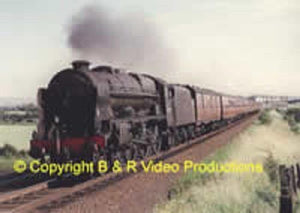 B&R DVD 121 Love of Steam (Ray Webb) billicar Bescot Chester Peak forest - The Vale of Rheidol Railway