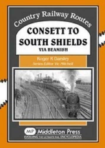 Consett To South Shields , Country Railway Routes