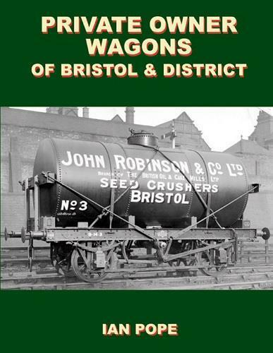 Private Owner Wagons Bristol & District GWR - The Vale of Rheidol Railway