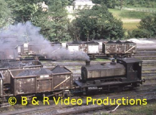 B&R DVD 222 Steam Still at Work after August 1968 – Part 5 NCB Paris preserved - The Vale of Rheidol Railway