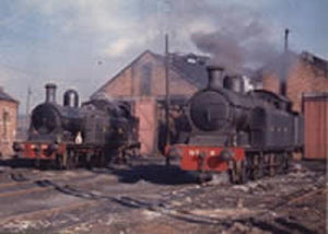 B&R DVD 110 Coals to Newcastle Industrial Steam in the North-East. - The Vale of Rheidol Railway
