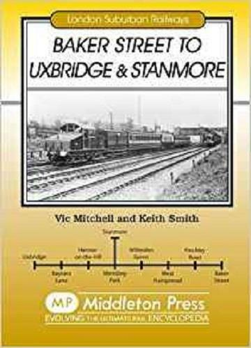 Baker Steet to Uxbridge and Stanmore metropolitan London - The Vale of Rheidol Railway