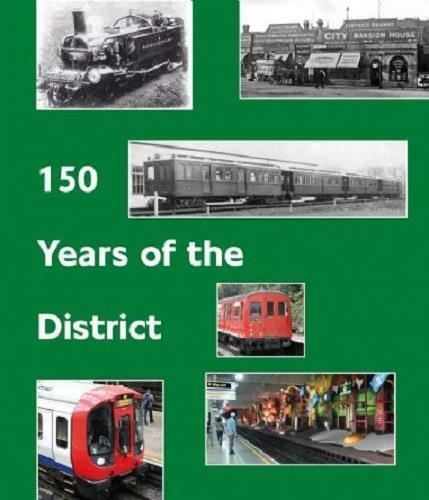 150 years of District Line London Underground - The Vale of Rheidol Railway