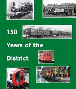 150 years of District Line London Underground