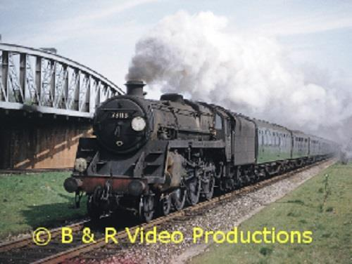 S&D Templecombe  Barnstaple Eastleigh Southern Steam Miscellany 3 B&R DVD 219