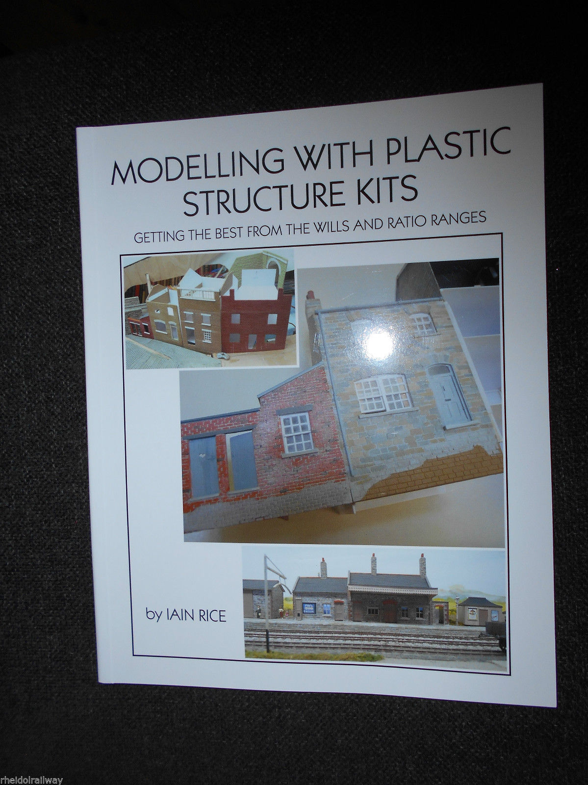 Wills,Ratio,Railway modelling with  plastic structure kits - The Vale of Rheidol Railway