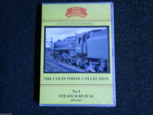 Shap, Nine Elms, Waterloo, No. 1 Steam Survival, B & R Volume 11 DVD - The Vale of Rheidol Railway