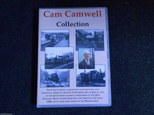 Cam Camwell Steam Collection Volume 1 & 2 DVD
