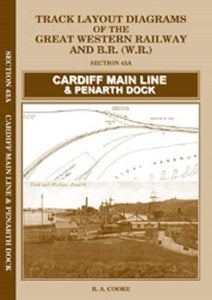 CARDIFF MAIN LINE &  PENARTH DOCK railway track plans Cogan Ely Rumney - The Vale of Rheidol Railway