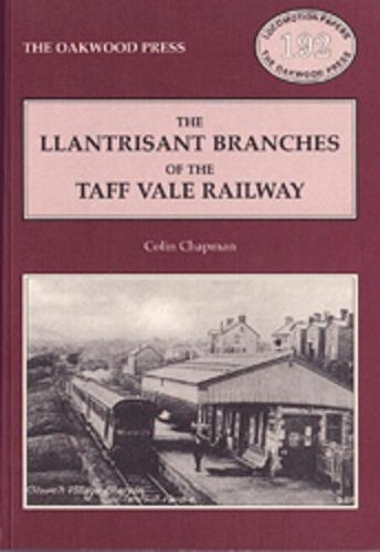 Llantrisant Branches of Taff Vale Railway - Taff Vale Junction Treferig Valley