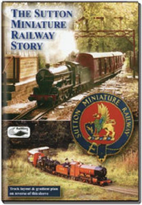 Sutton Miniature Railway Story - DVD