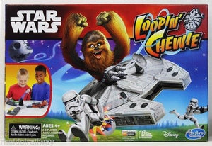 Loopin Chewie Star Wars Board Game Chewbacca episode vii millenium falcon - The Vale of Rheidol Railway