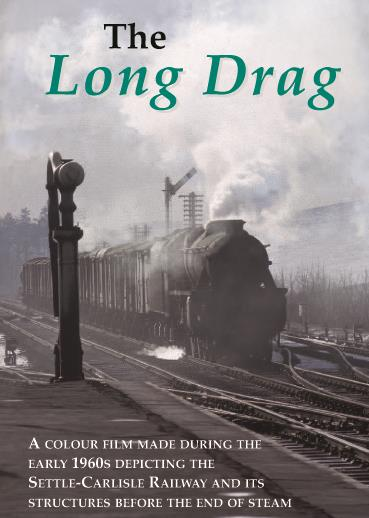 Long Drag Settle Carlisle DVD - The Vale of Rheidol Railway