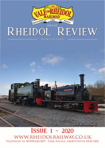 Rheidol Review Issue 42. - The Vale of Rheidol Railway