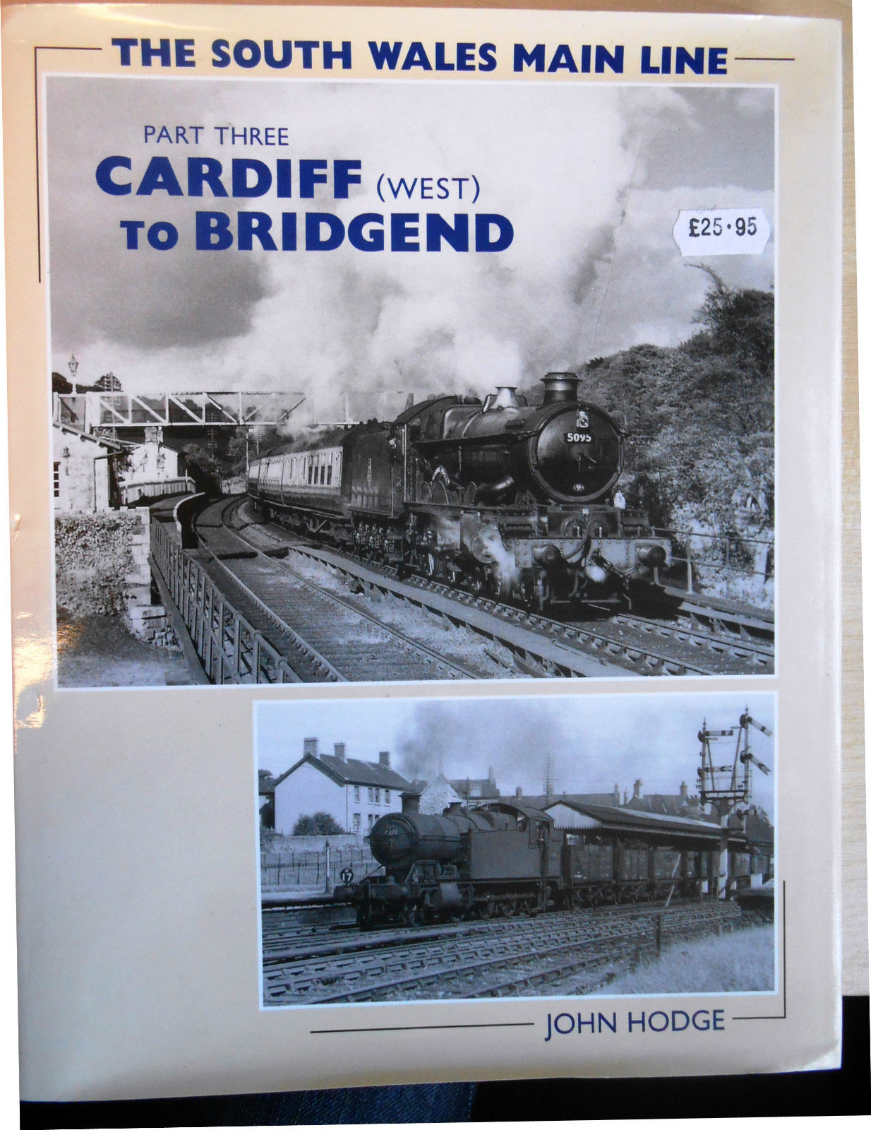 The South Wales Main Line Part Three: Cardiff (West) to Bridgend Llanharan - The Vale of Rheidol Railway