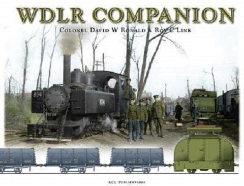 WDLR Companion - The Vale of Rheidol Railway