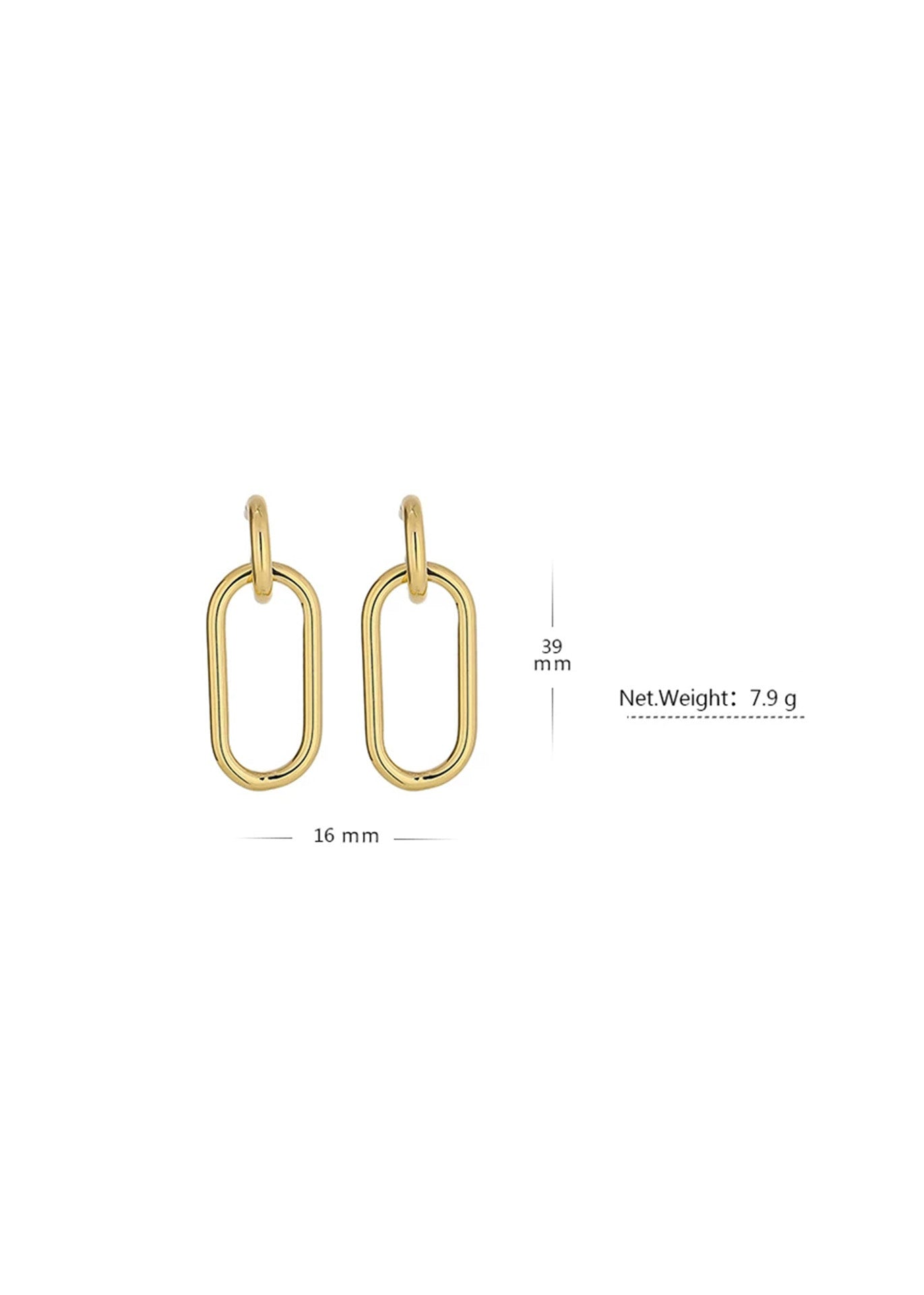 Lauren Drop Earrings
