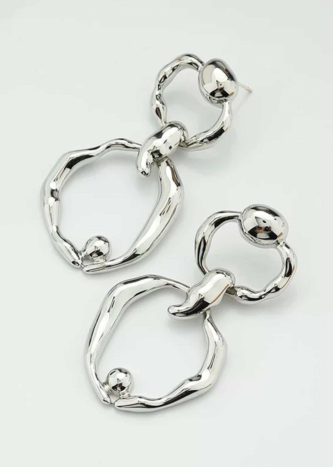 Caiden Double Drop Earrings