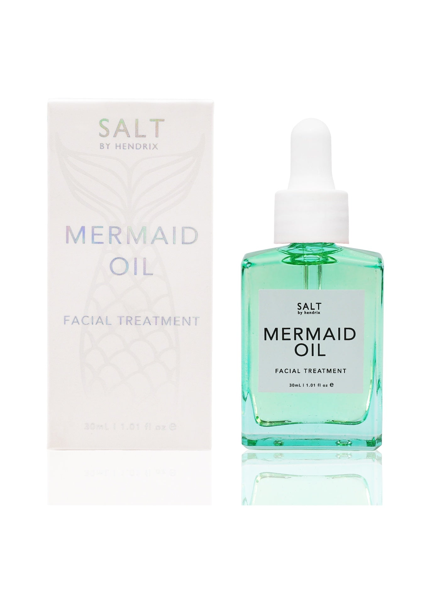 SALT BY HENDRIX Mermaid Face Oil