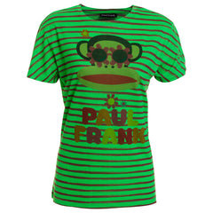 "Women's T-Shirt ""Paul With Sunglasses"" Paul Frank - en.brands4all.com.gr - 1"