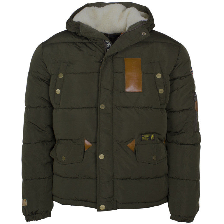 "Men's Heavy Jacket ""Momentous"" Biston - en.brands4all.com.gr - 1"
